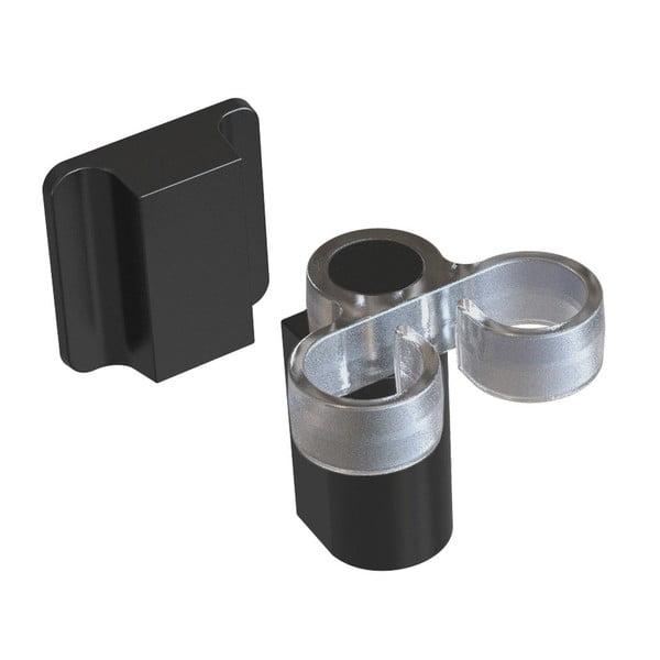 Magnetický držák na kartáč, černá