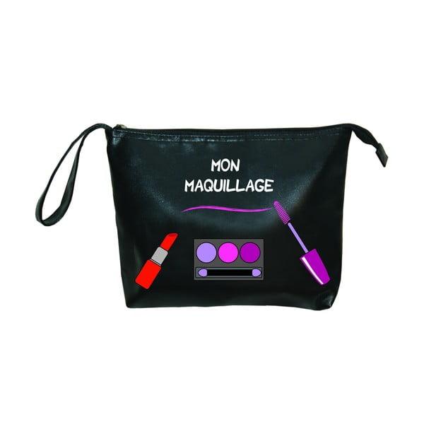 Kosmetická taštička Mon Maquillage Noir