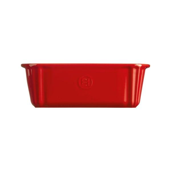 Formă pentru plăcintă cu carne Emile Henry Patisserie, 980 ml, roșu
