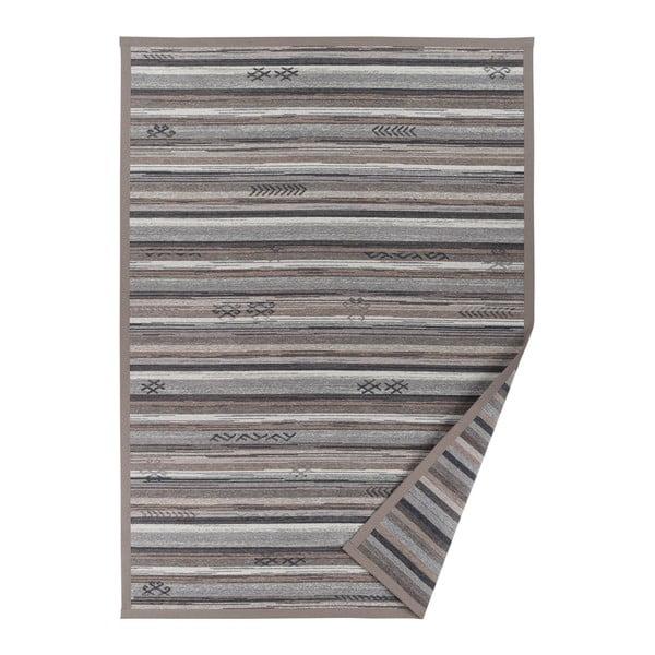 Covor reversibil Narma Liiva, 70 x 140 cm, gri-bej