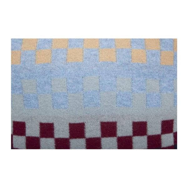 Vlněný polštář Domino