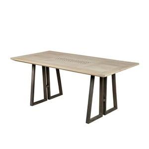 Jídelní stůl z masivního mangového dřeva Woodjam Doyle