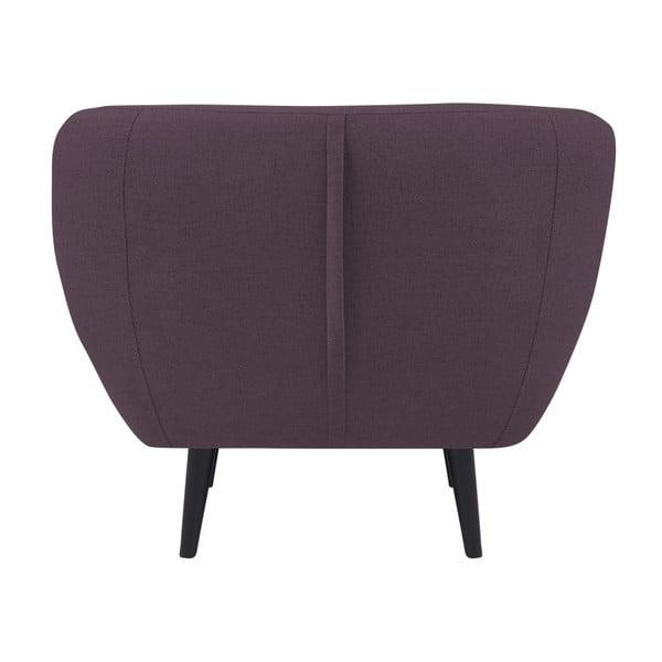 Fotoliu Mazzini Sofas Piemont, violet