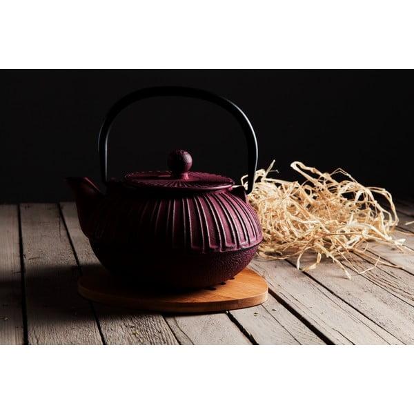 Bambusová podložka pod horké nádoby Bambum Rapini