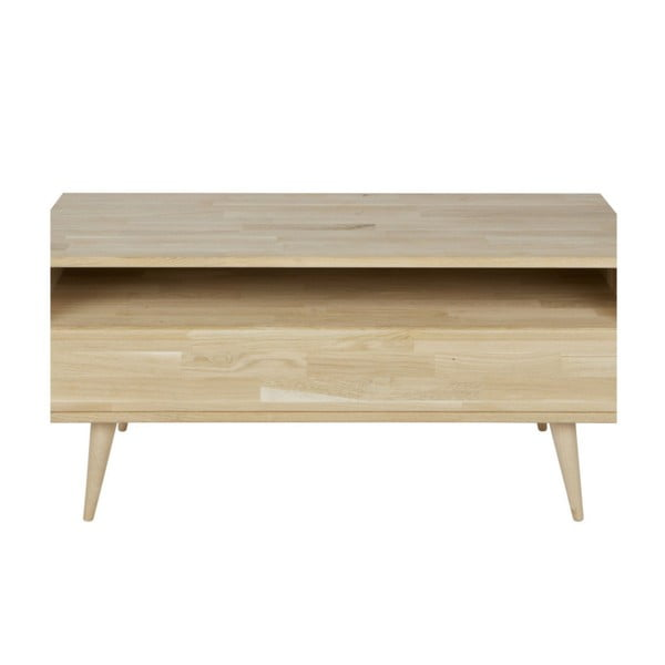 TV stolek z dubového dřeva De Eekhoorn Tygo