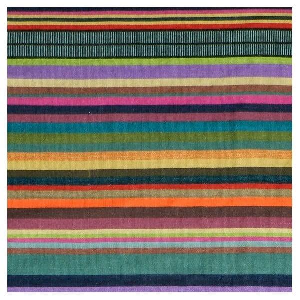 Vlněný koberec Feel, 80x250 cm