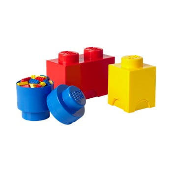 Set 3 cutii depozitare LEGO® Multi-Pack imagine