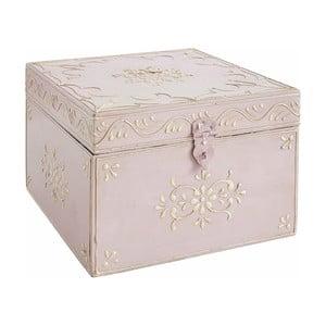 Bílý úložný box Støraa  Pamplona