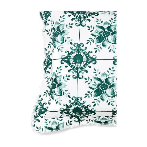 Polštář Casa Di Bassi Mosaik Green, 40x40cm