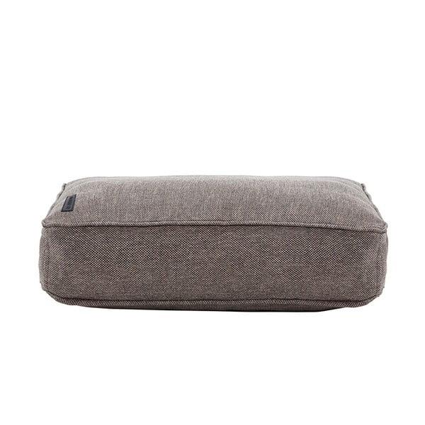 Venkovní sedací puf Storm vhodný do každého počasí, 60x50 cm