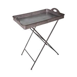 Kovový odkládací stolek Antic Line Pied