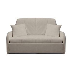 Canapea extensibilă cu 2 locuri 13Casa Paul, crem
