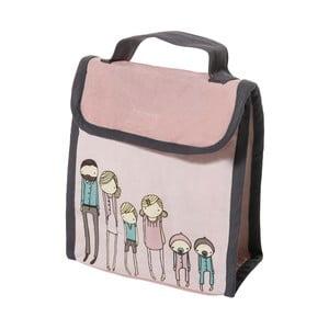 Textilní dětská taška Sebra Village Girl