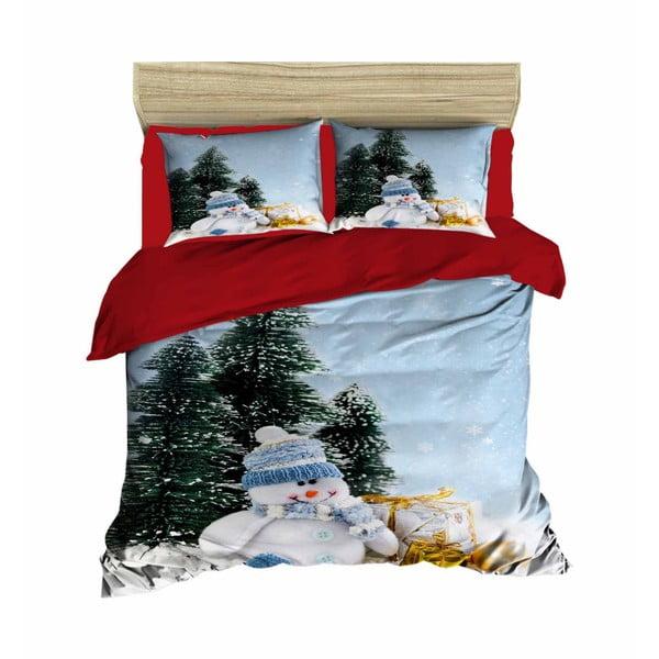 Katy karácsonyi, kétszemélyes ágyneműhuzat, 200 x 220 cm