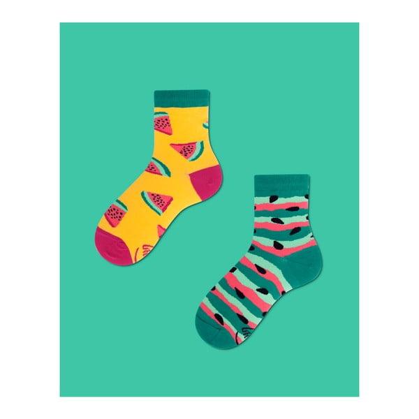 Dětské ponožky Many Mornings Watermelon Splash,vel.31–34