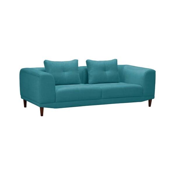 Tyrkysová trojmístná pohovka Windsor & Co Sofas Sigma