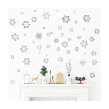 Autocolant Crăciun Ambiance Snowflakes de la Ambiance