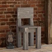 Židle Seart z masivní borovice