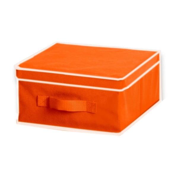 Oranžový úložný box Jocca