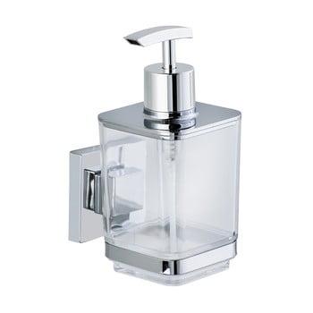 Dozator pentru săpun lichid Wenko cu sistem de prindere Vacuum-Loc, până la 33 kg de la Wenko