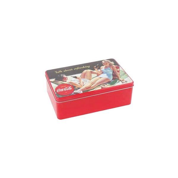 Plechový box Coca Cola I