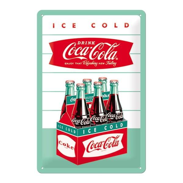 Plechová cedule Ice Cold