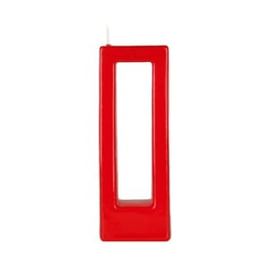 Svíčka Quadra 2 Red