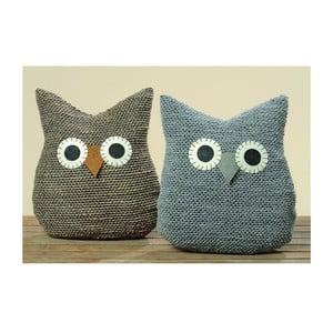 Sada 2 polštářků Owl Cushion
