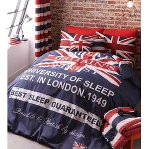 Povlečení Britain Finest Navy, 200x200 cm