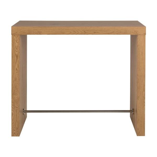 Block tölgyfamintás bárasztal - Actona