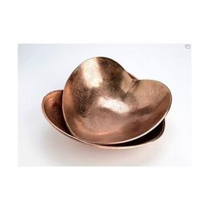 Sada 2 misek Copper Pin