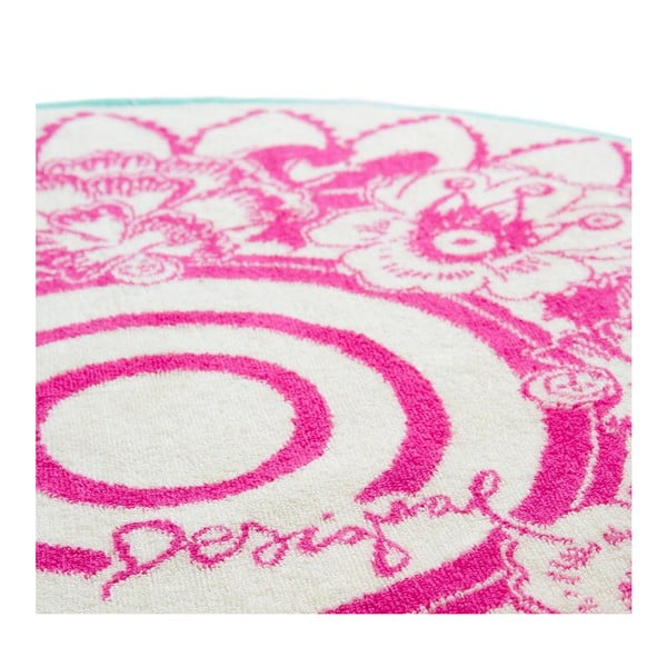 Koupelnová předložka DESIGUAL Happy Blossom