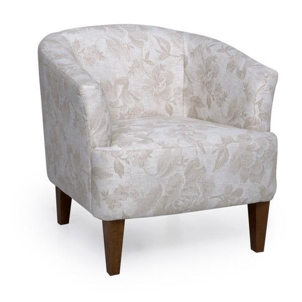 Cyprus krémszínű fotel - Softnord