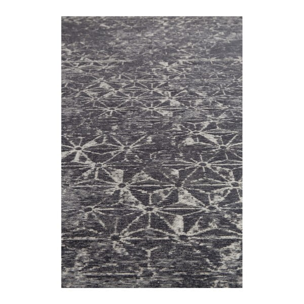 Modrý koberec Zuiver Miller, 200x300cm
