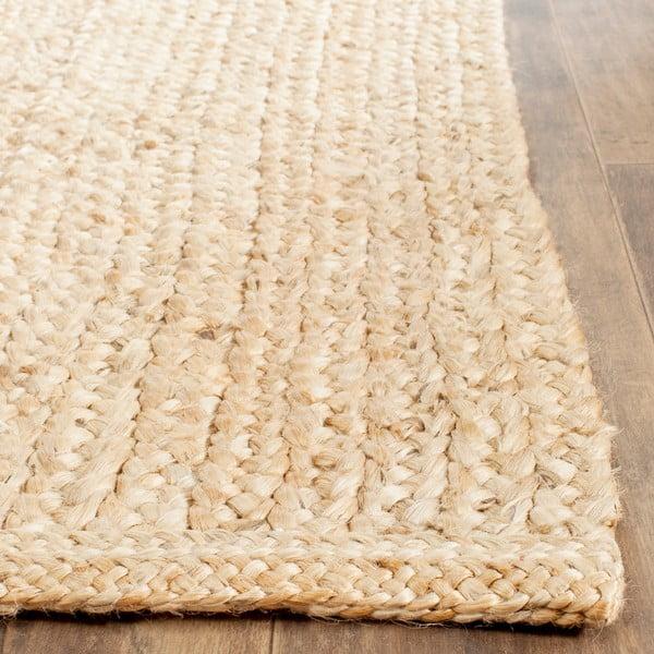 Jutový koberec Catania, 121x182 cm