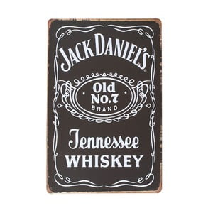 Cedule Jack Jennessee, 20x30 cm