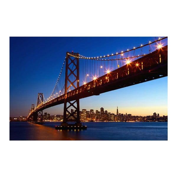 Maxi plakát San Francisco Skyline, 175x115 cm
