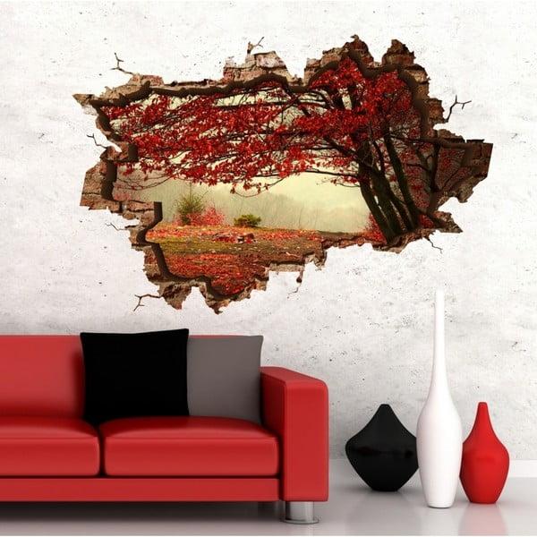 Naklejka ścienna 3D Art Gitte, 70x45 cm