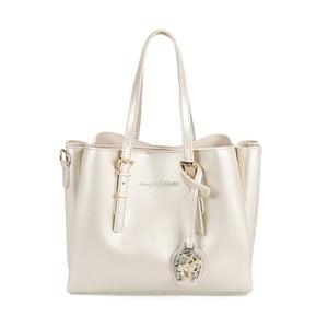 Krémová kabelka se zlatými odlesky Beverly Hills Polo Club Alicia 5855af0ced0