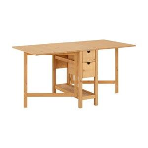 Rozkládací stůl z borovicového dřeva Støraa Leon