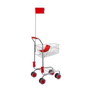 Dětský nákupní košík Legler Shopping Trolley