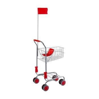 Coș pentru cumpărături Legler Shopping Trolley de la Legler