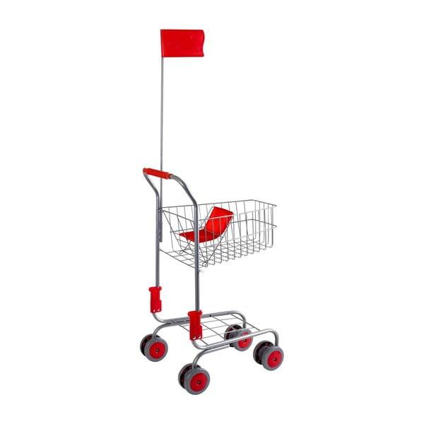 Coș pentru cumpărături Legler Shopping Trolley