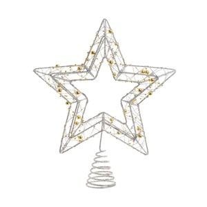 Hvězda na špičku vánočního stromku InArt Star