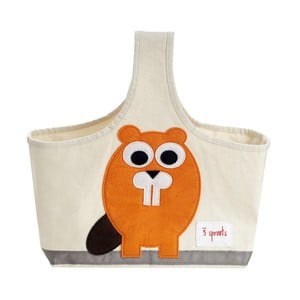 Taška na kojenecké potřeby Sprouts s bobrem