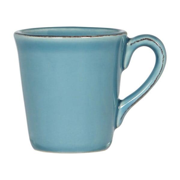 Modrý kameninový hrnek na espresso Côté Table American, 100ml