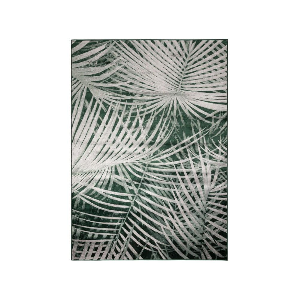 Vzorovaný koberec Zuiver Palm By Day, 170 x 240 cm
