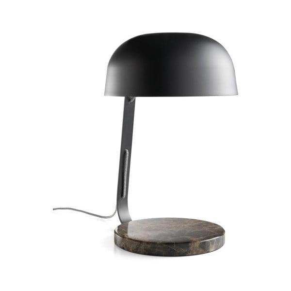 Černá lampa Ángel Cerdá Omarion