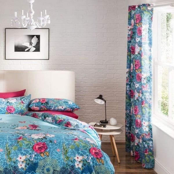 Závěs Floral Garden Multi, 168x183 cm