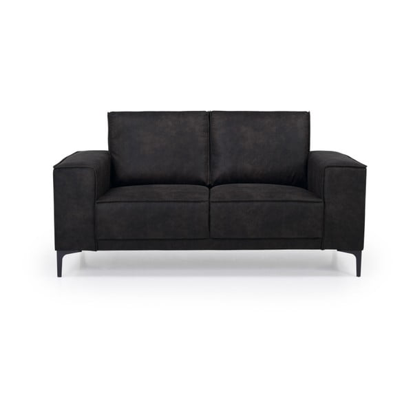 Antracytowa sofa 2-osobowa Softnord Copenhagen
